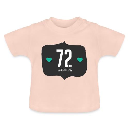 72DPI - Baby T-shirt