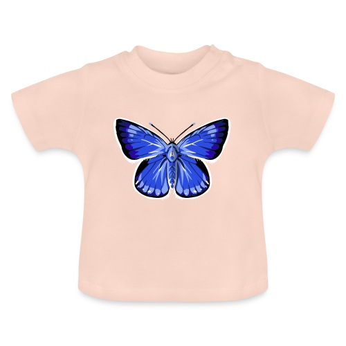 vlinder2_d - Baby T-shirt