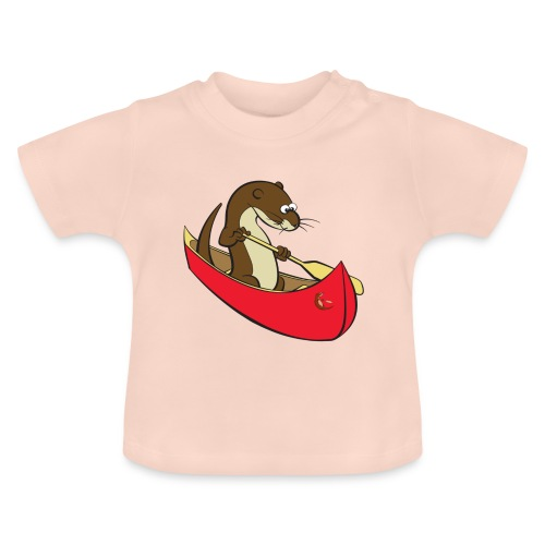 redcanoewithsticker - Baby T-Shirt