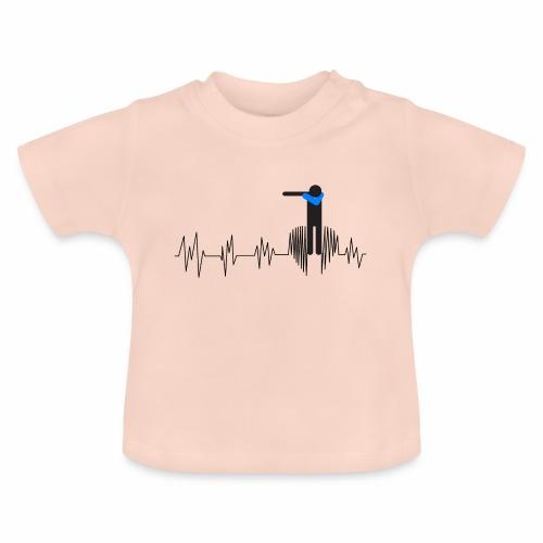 Dab Ecg - Maglietta per neonato