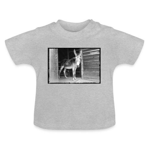 Zickenstube Esel - Baby T-Shirt