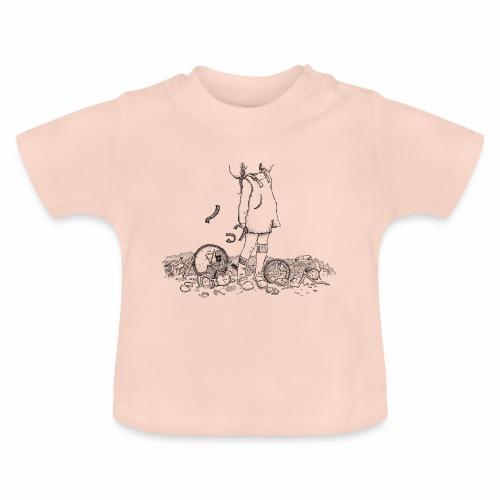 Collecting memories - Camiseta bebé