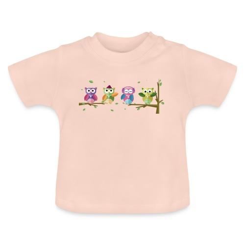 Eulen - Baby T-Shirt