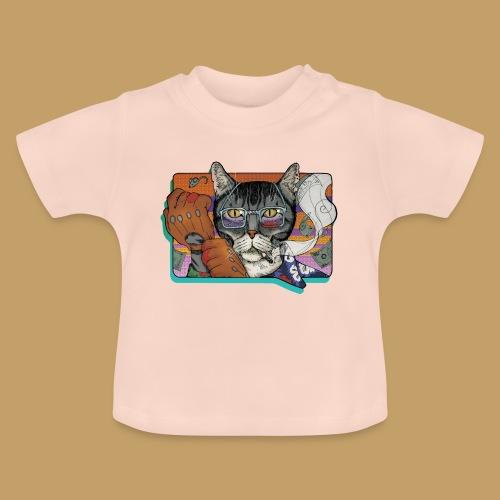 Crime Cat - Koszulka niemowlęca