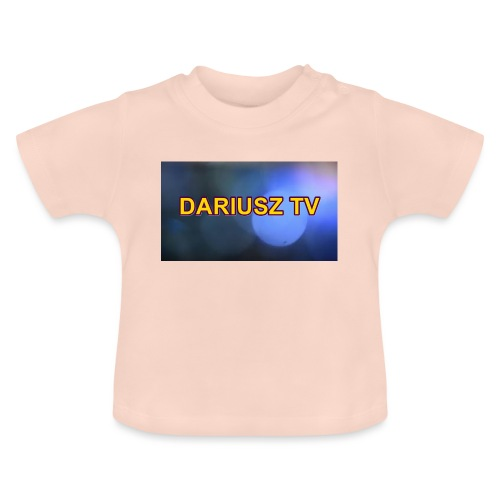 DARIUSZ TV - Koszulka niemowlęca