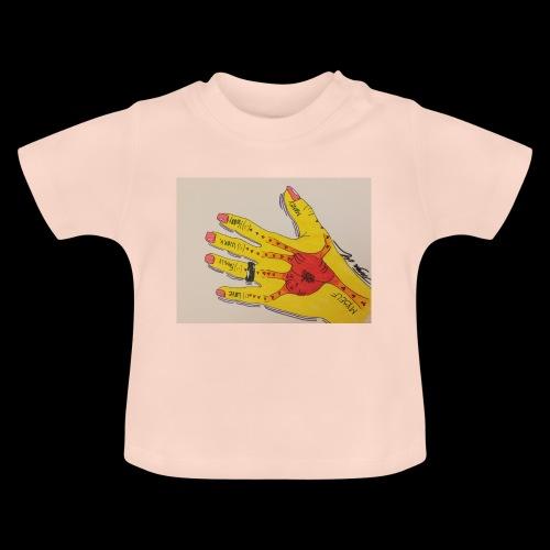 9D8D600F D04D 4BA7 B0EE 60442C72919B - Baby T-shirt