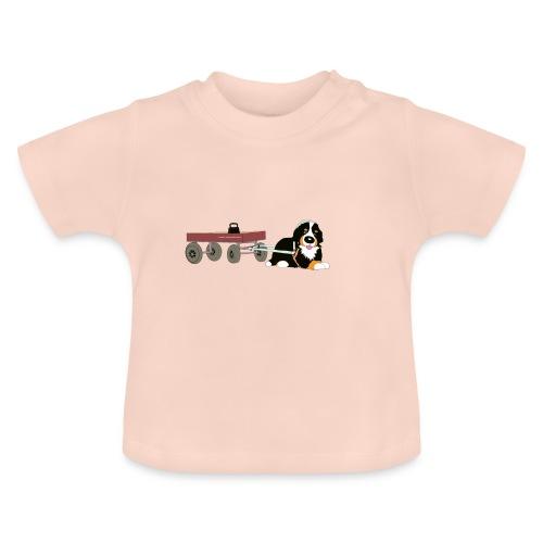 bernerdrag hona - Baby-T-shirt