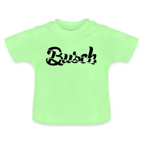 Busch shatter black - Baby T-shirt