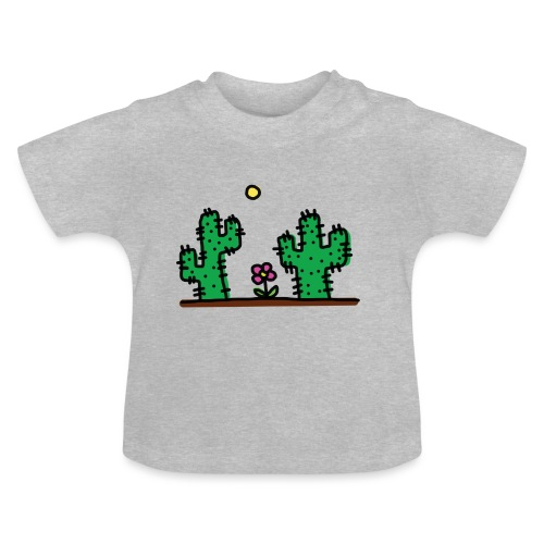 Cactus - Maglietta per neonato