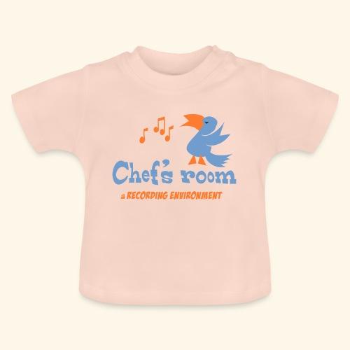chefs room - Vauvan t-paita