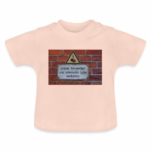 Original Artist design * Jedes Verweilen - Baby T-Shirt
