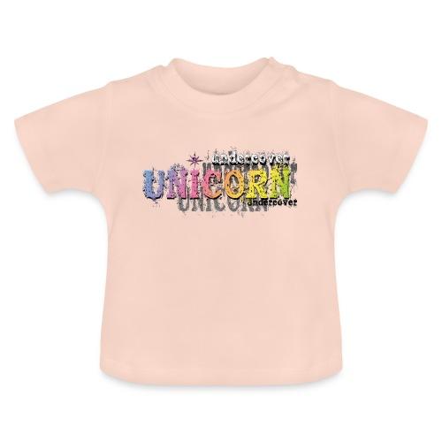 Undercover Unicorn - T-shirt Bébé