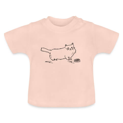 CAT Collection - Baby-T-skjorte