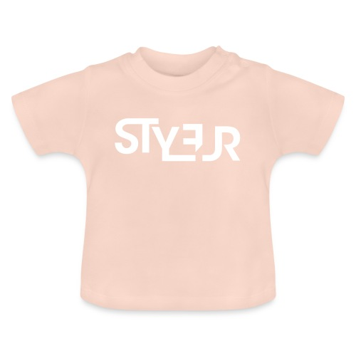 styleur logo spreadhsirt - Baby T-Shirt
