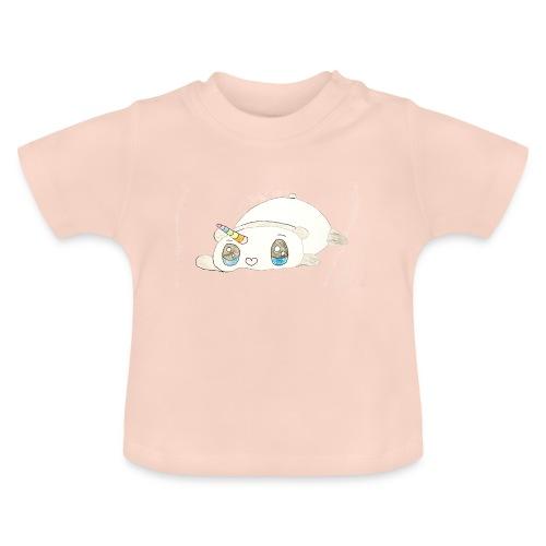 Kids for Kids: sleepingunicorn - Baby T-Shirt