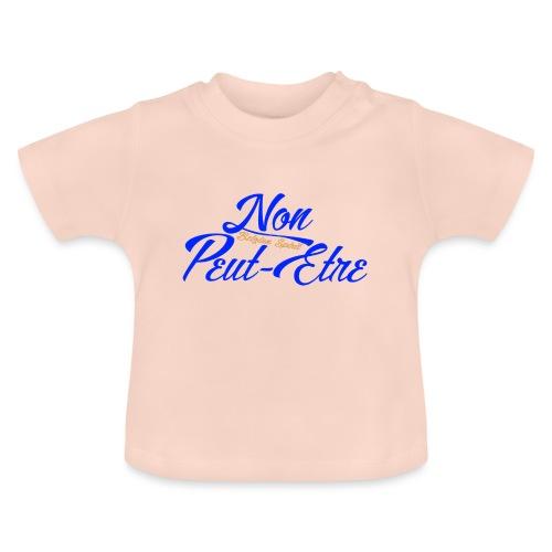 BELGIAN-NONPEUTETRE - T-shirt Bébé