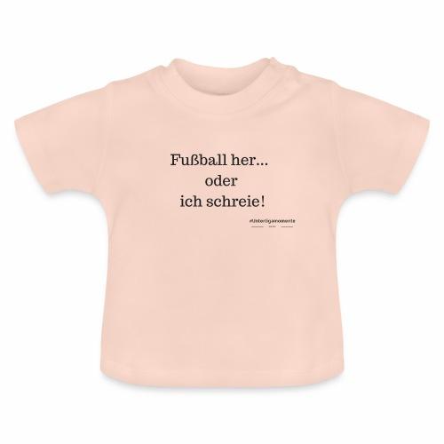 #Unterligamomente - Baby T-Shirt