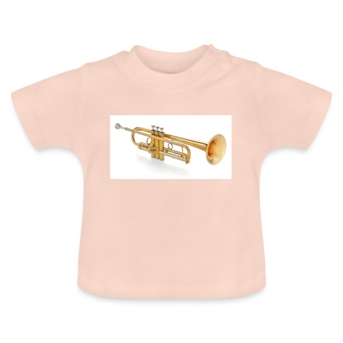 the trumpet - Baby T-Shirt