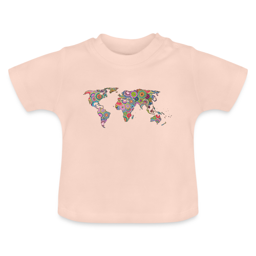 Hipsters' world - Baby T-Shirt