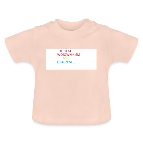 kim jesteś - Koszulka niemowlęca