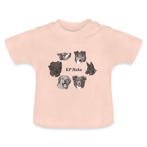 Tintti - Vauvan t-paita