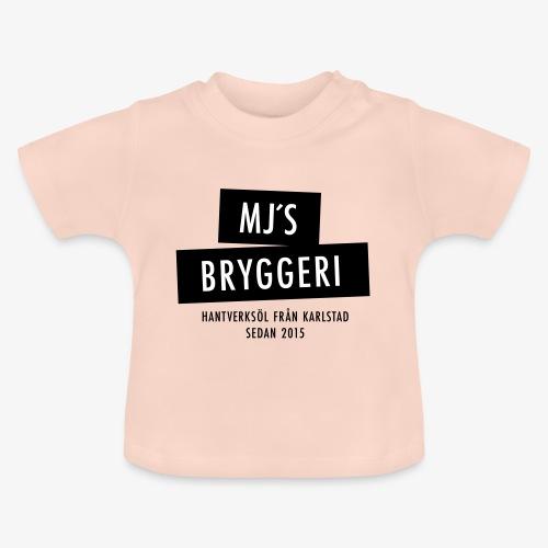 MJs logga - Baby-T-shirt