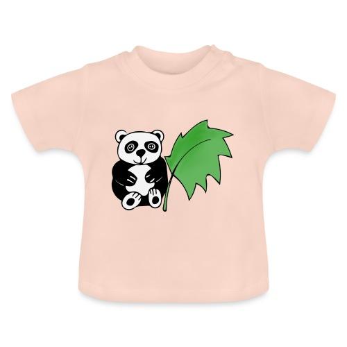 Panda - Maglietta per neonato