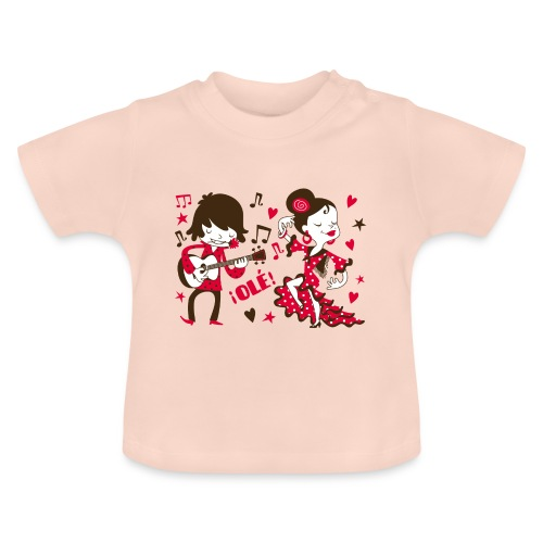 GITANILLOS - Camiseta bebé