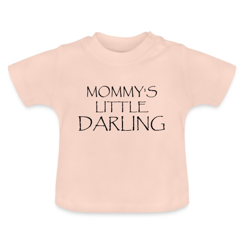 MOMMY'S LITTLE DARLING - Baby T-Shirt