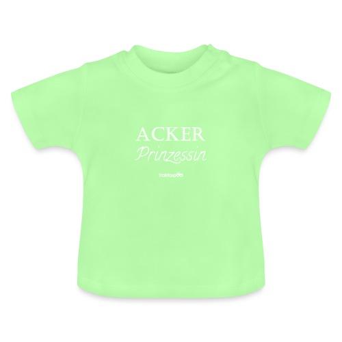 Ackerprinzessin - Baby T-Shirt
