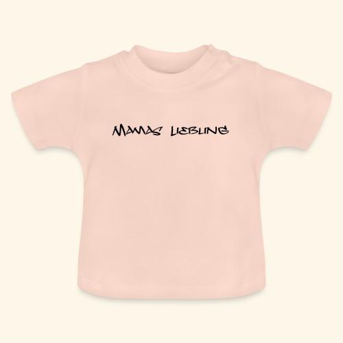 Mamas Liebling - Baby T-Shirt