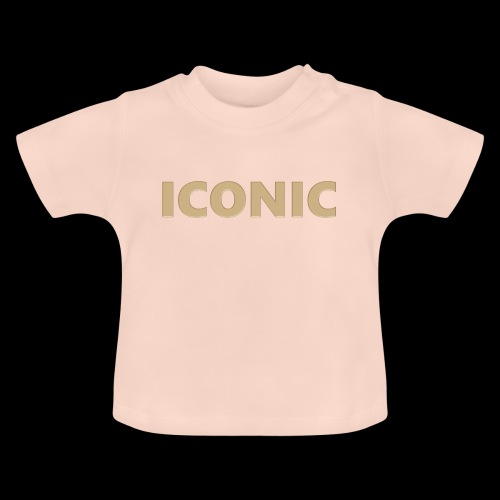 ICONIC [Cyber Glam Collection] - Baby T-Shirt