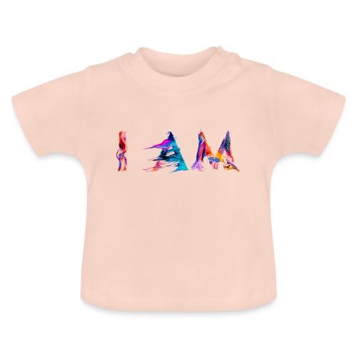 I AM - T-shirt Bébé