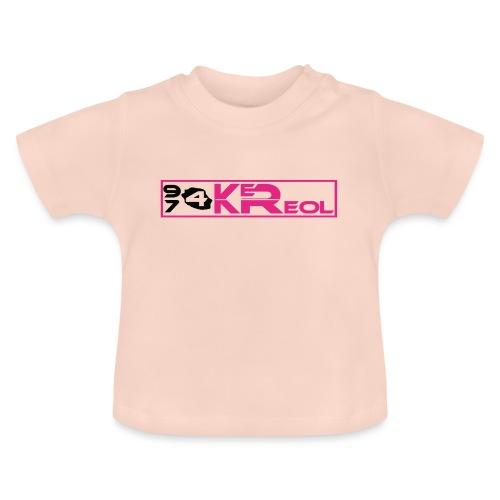 974 Ker Kreol - T-shirt Bébé