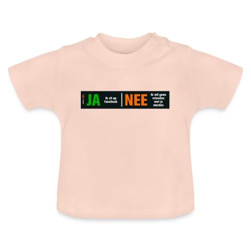 facebookvrienden - Baby T-shirt