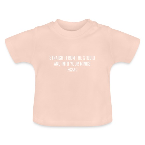 The HDUK Podcast - Straight from the Studio - Baby T-Shirt
