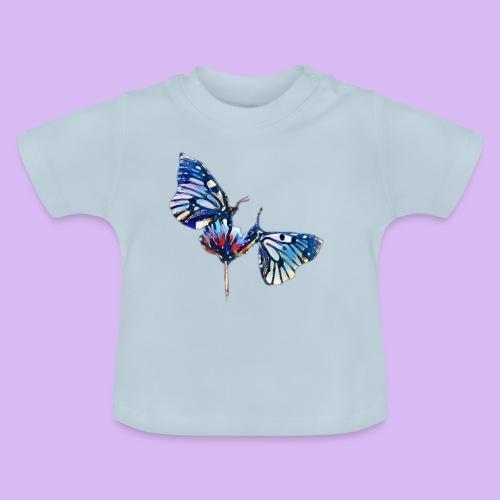 Coppia di farfalle - Maglietta per neonato