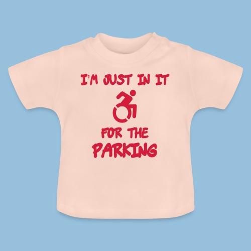parking3 - Baby T-shirt
