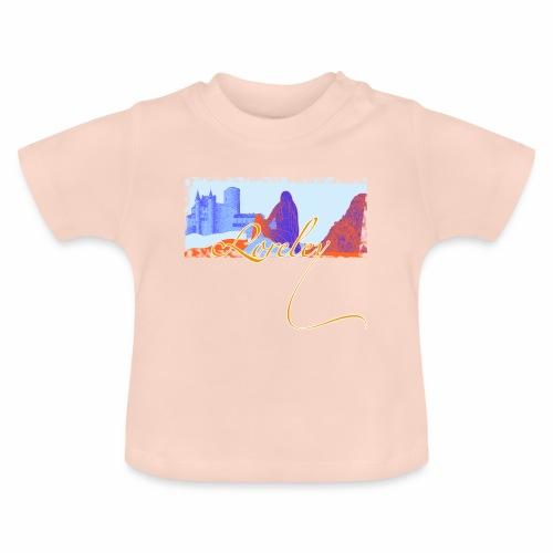 Burg Katz und die Loreley - Baby T-Shirt