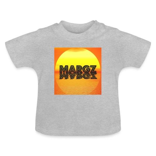 Sunset over Margz - Baby T-Shirt
