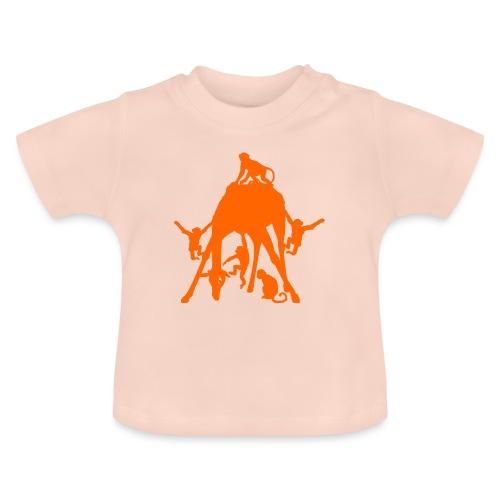 De apen invasie - Baby T-shirt