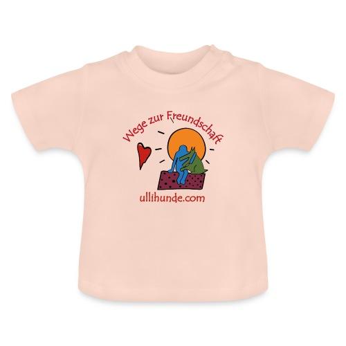 Ullihunde - Wege zur Freundschaft - Baby T-Shirt