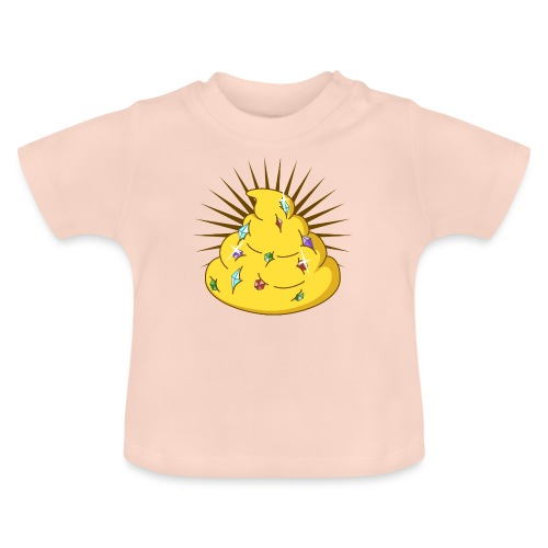 Golden Turd - Baby T-Shirt