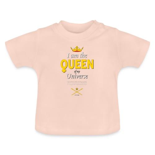 Royal Queen T-shirt - PAN Design - Drottning - Baby-T-shirt