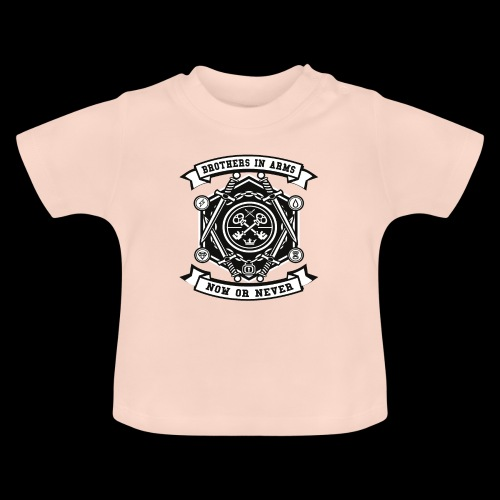 Brothers In Arms - Now or Never - Baby T-Shirt