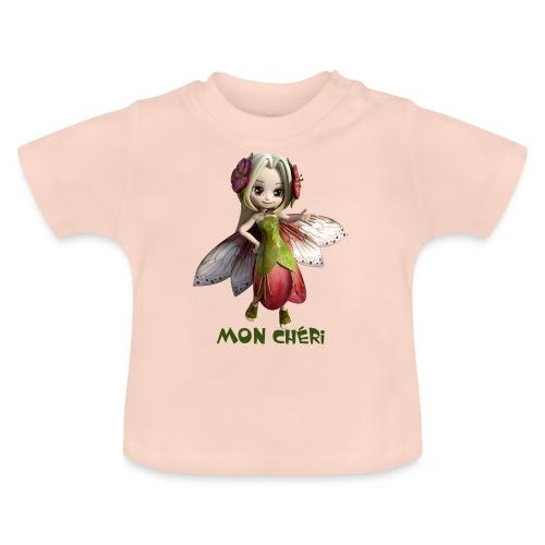 Mon Cheri 2 - Fairy - Baby T-Shirt