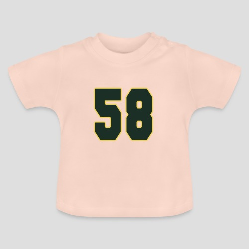 American | College | Football - 58 - Baby T-Shirt
