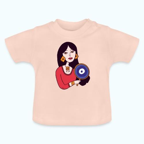 Fashion Girl - Baby T-Shirt