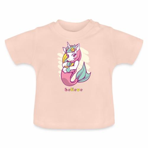 Meerjungfraucorn - Baby T-Shirt