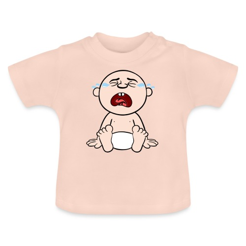 Heulendes Baby - Baby T-Shirt
